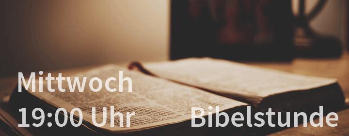 Bibelstunde - Klicken um Details anzuzeigen