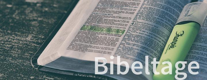 Bibeltage - Klicken um Details anzuzeigen