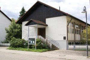 Ev. Gemeindehaus in Friedrichstal