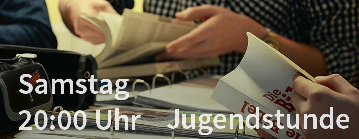 Jugendstunde - Klicken um Details anzuzeigen