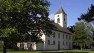 Ev. Kirche in Friedrichstal